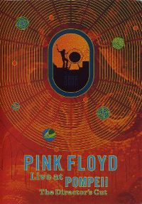 Cover Pink Floyd - Live At Pompeii [DVD]